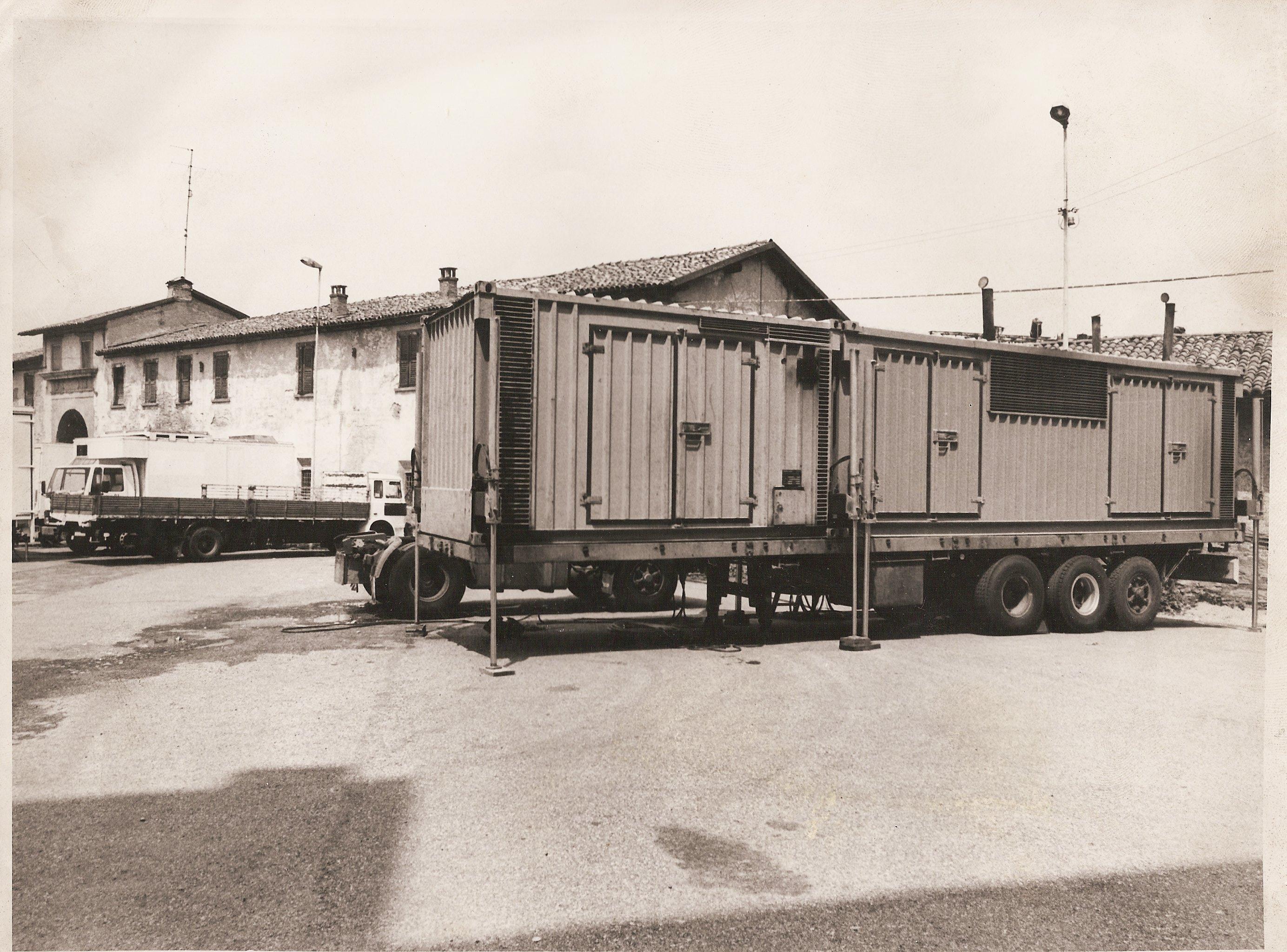 Old Power generator