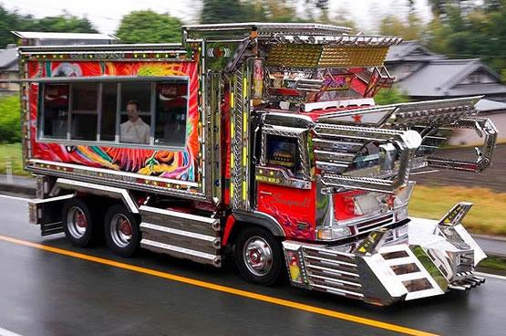 food truck generatore corrente